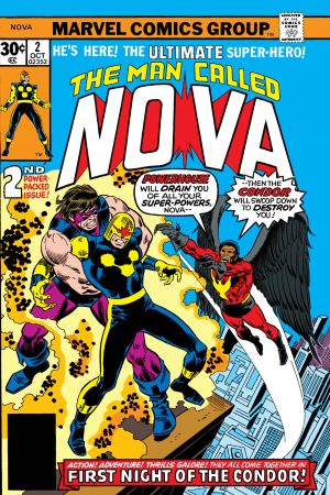 Nova (1976) #2
