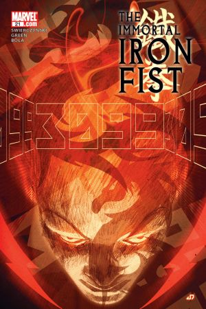 The Immortal Iron Fist #21