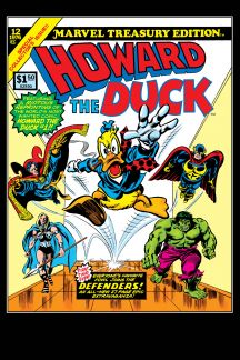 Marvel Treasury Edition #12