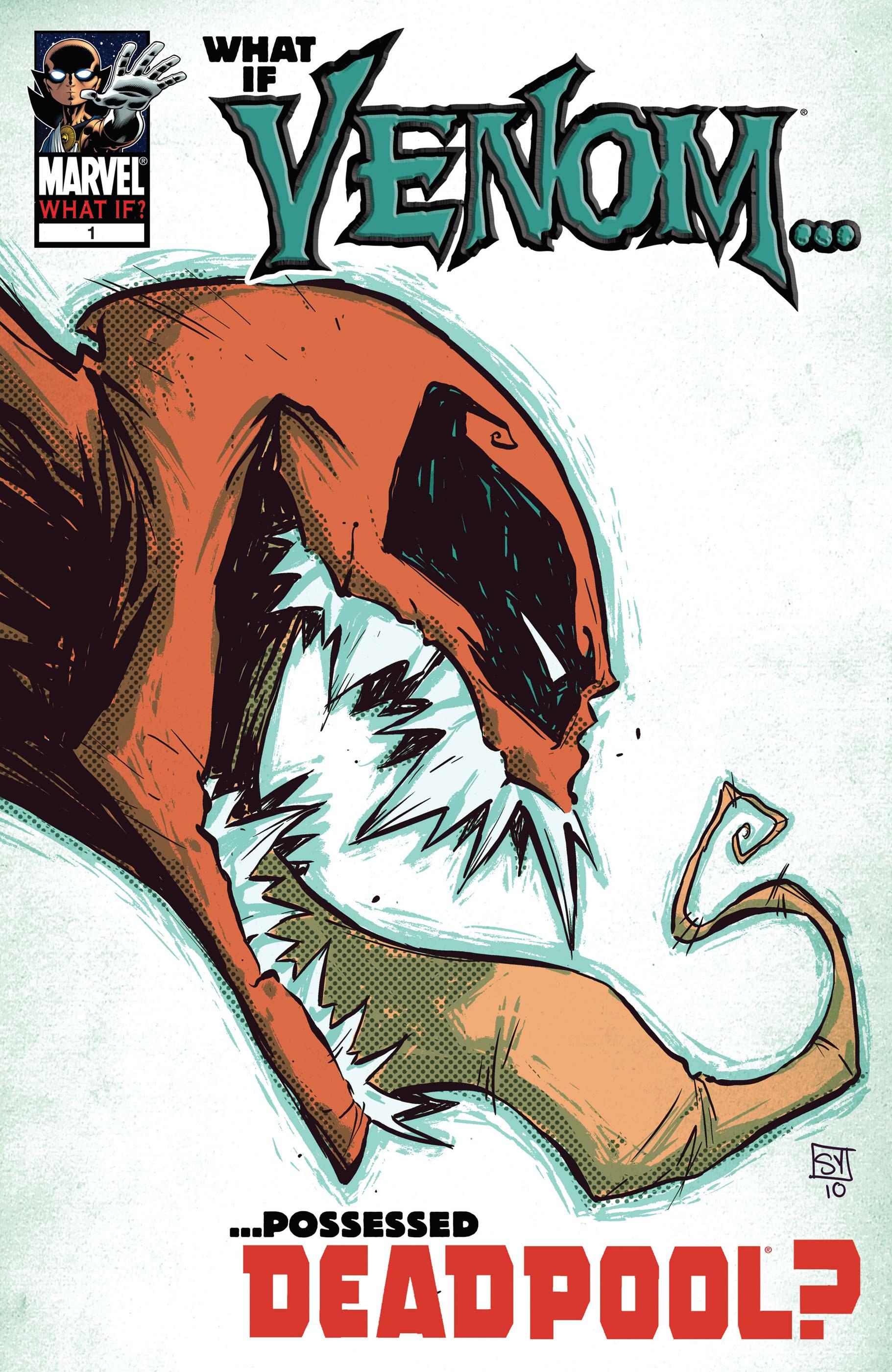 What If? Venom/Deadpool (2010) #1