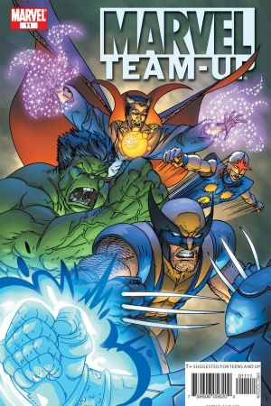 Marvel Team-Up Vol. 2: Master of the Ring (Trade Paperback)