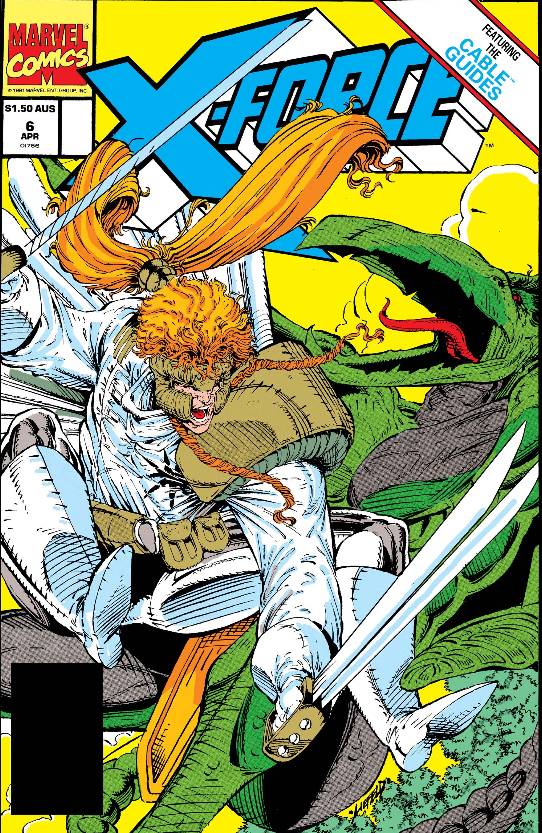 X-Force (1991) #6