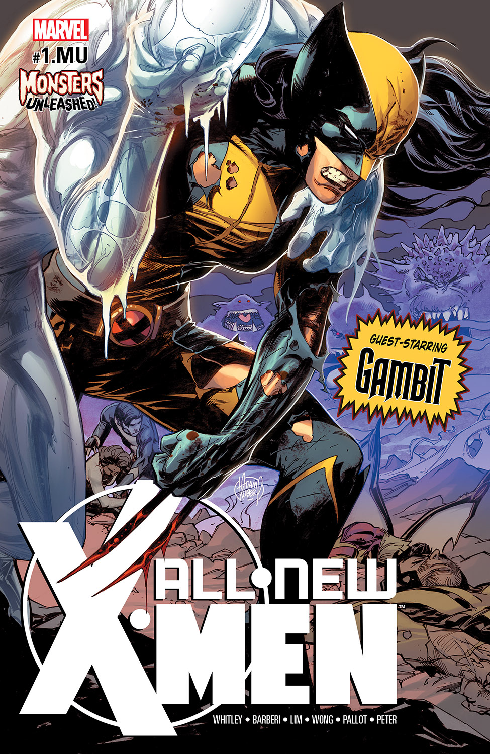 All-New X-Men (2015) #1.1