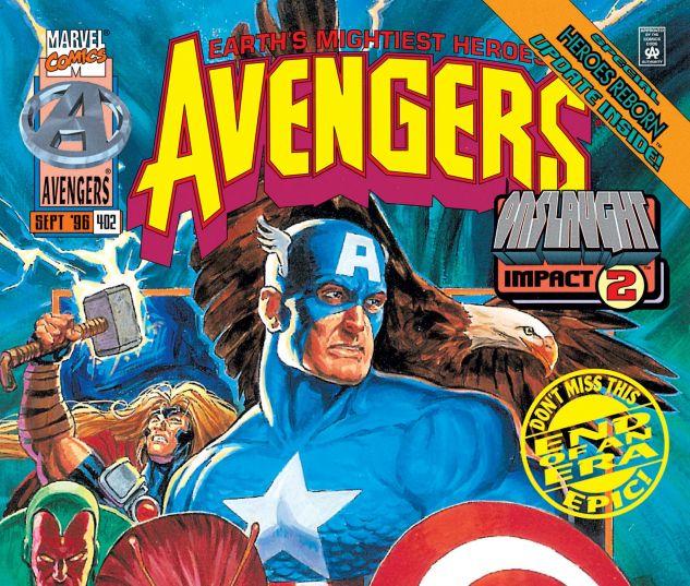 Avengers (1963) #402