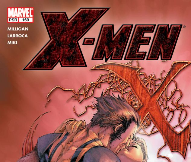 X-MEN (2004) #169