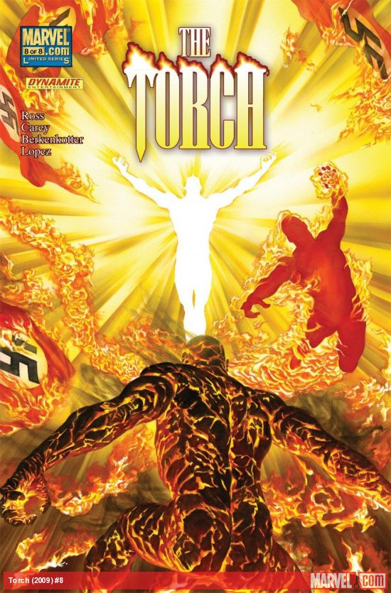The Torch (2009) #8