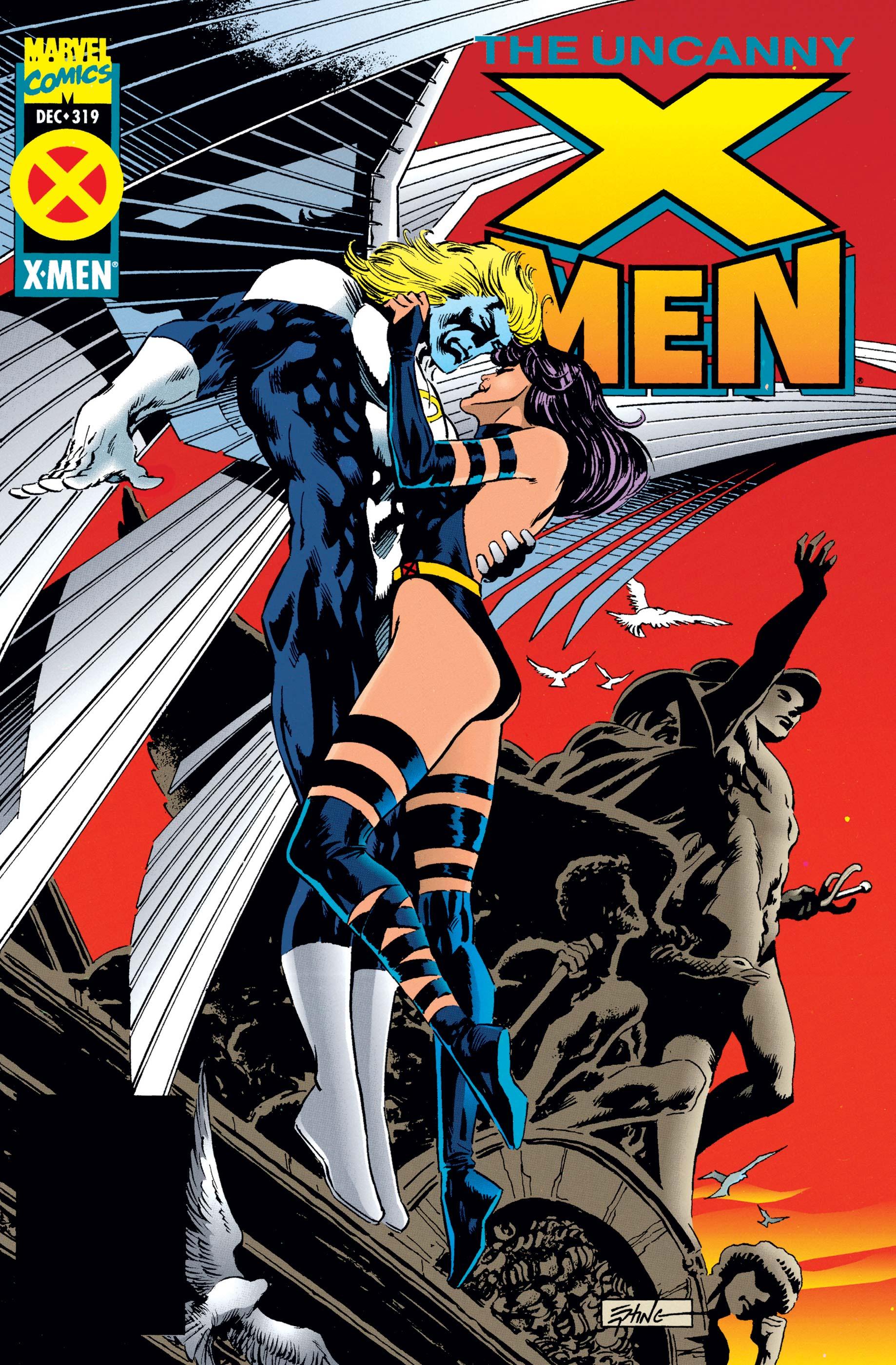 Uncanny X-Men (1963) #319