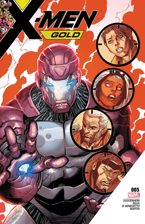 X-Men: Gold (2017) #5