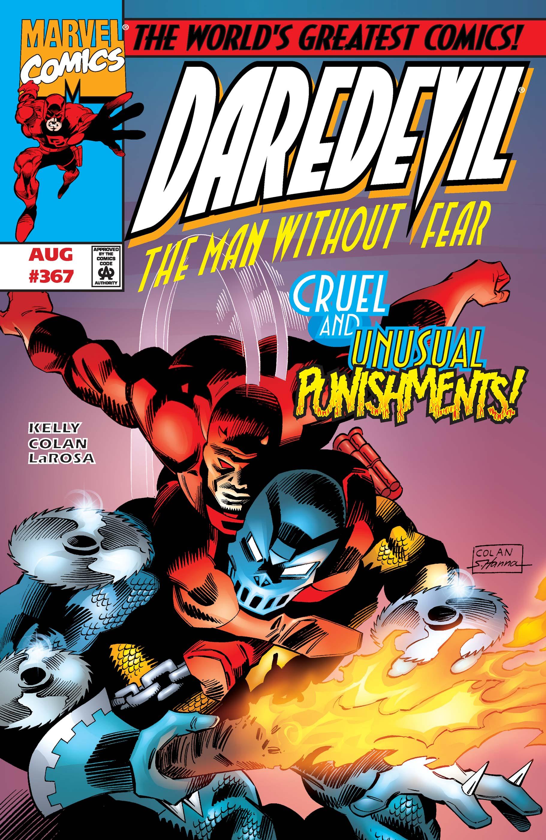 Daredevil (1964) #367