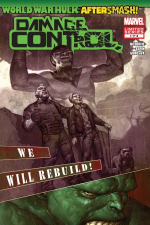 World War Hulk: Aftersmash! - Damage Control (2008) #1