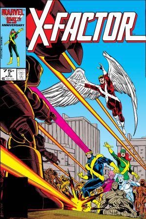 X-Factor (1986) #3