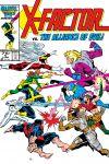 X-FACTOR (1986) #5