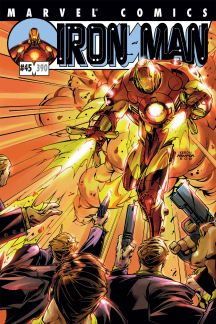 Iron Man #45