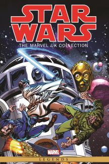 Star Wars: The Marvel UK Collection Omnibus (Hardcover)