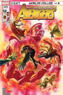 Avengers (2016) #673