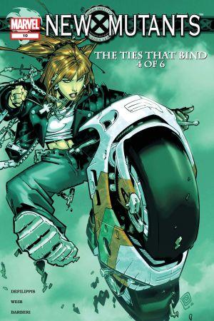 New Mutants (2003) #10