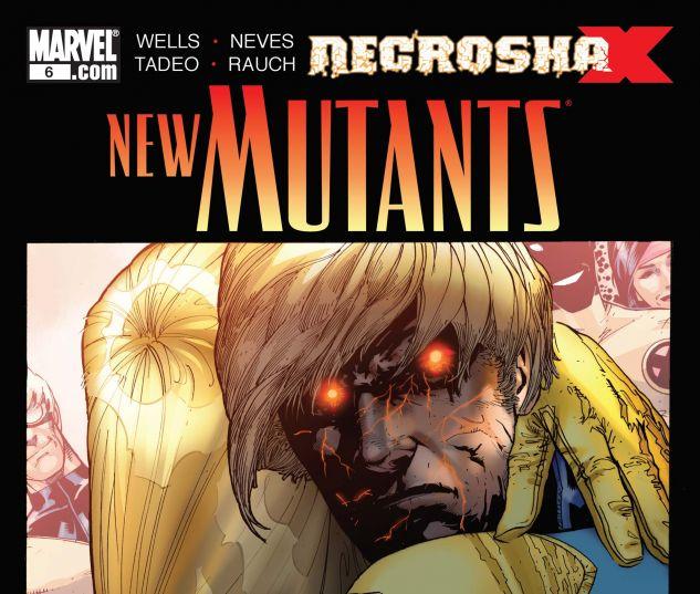 New Mutants (2009) #6