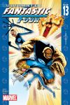 ULTIMATE FANTASTIC FOUR (2003) #13