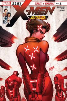 X-Men: Gold (2017) #23