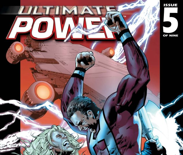 ULTIMATE POWER (2006) #5