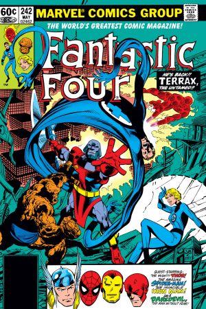 Fantastic Four (1961) #242