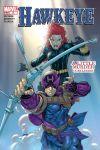 Hawkeye (2003) #8