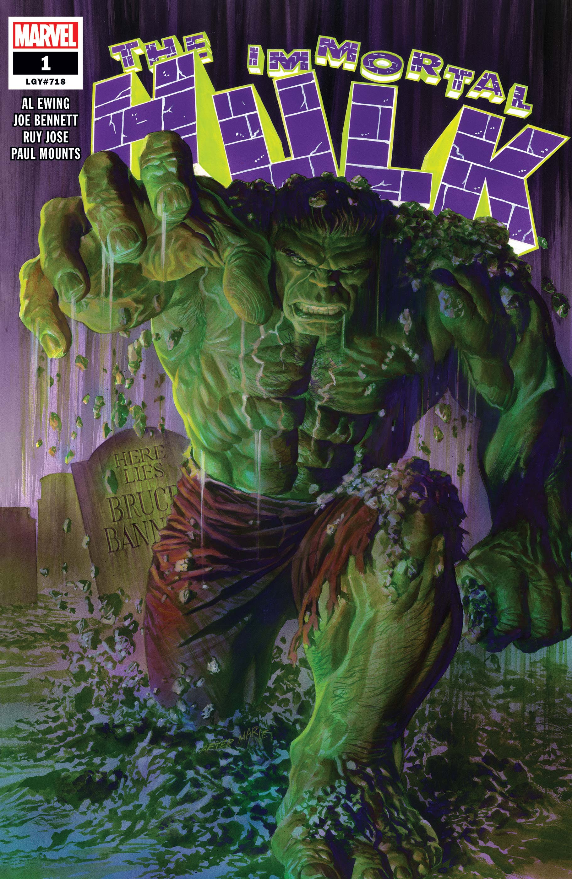 Image result for immortal hulk