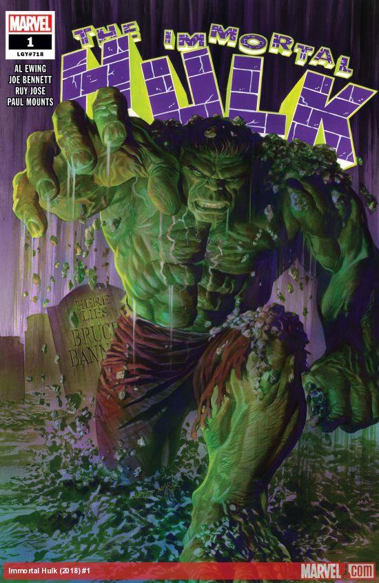 Immortal Hulk #1