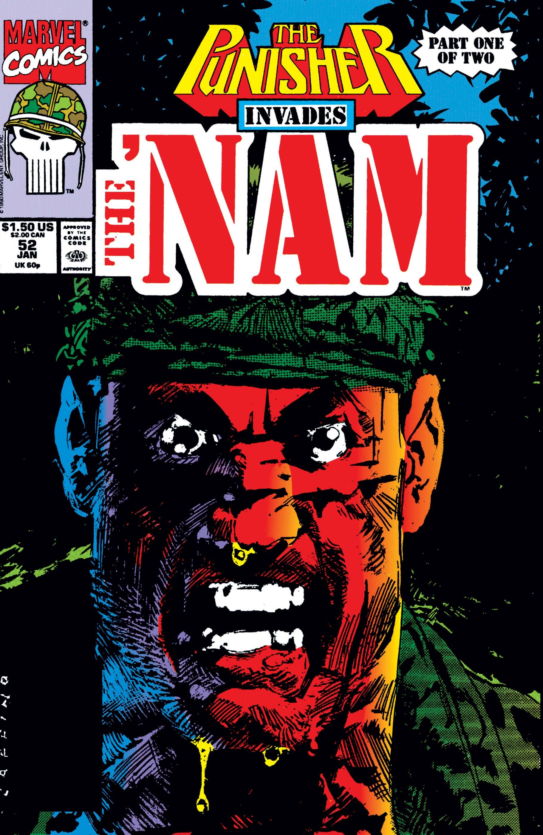 The 'NAM (1986) #52