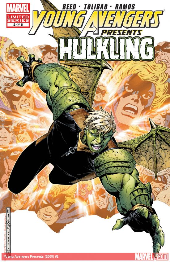 Young Avengers Presents (2008) #2