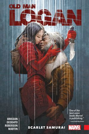 Wolverine: Old Man Logan Vol. 7 - Scarlet Samurai (Trade Paperback)