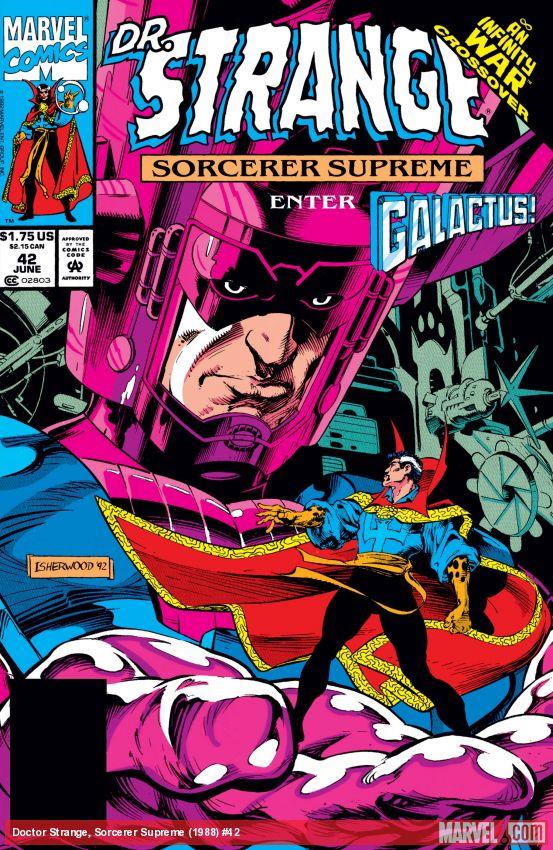 Doctor Strange, Sorcerer Supreme (1988) #42