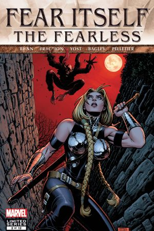 Fear Itself: The Fearless #2