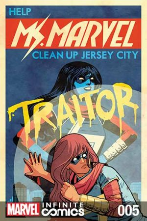 Ms. Marvel Vol. 2 #5