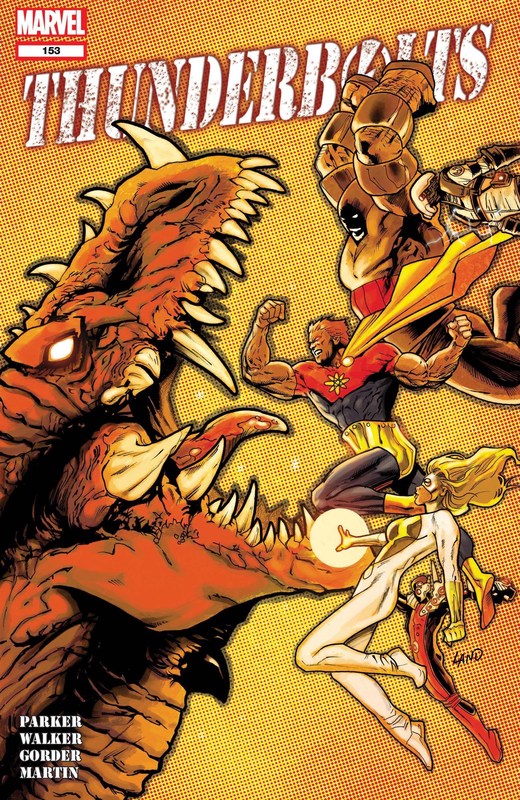 Thunderbolts (2006) #153