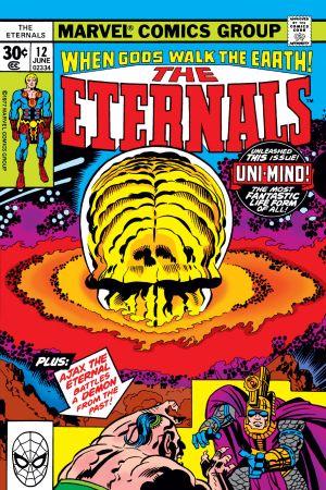 Eternals  #12
