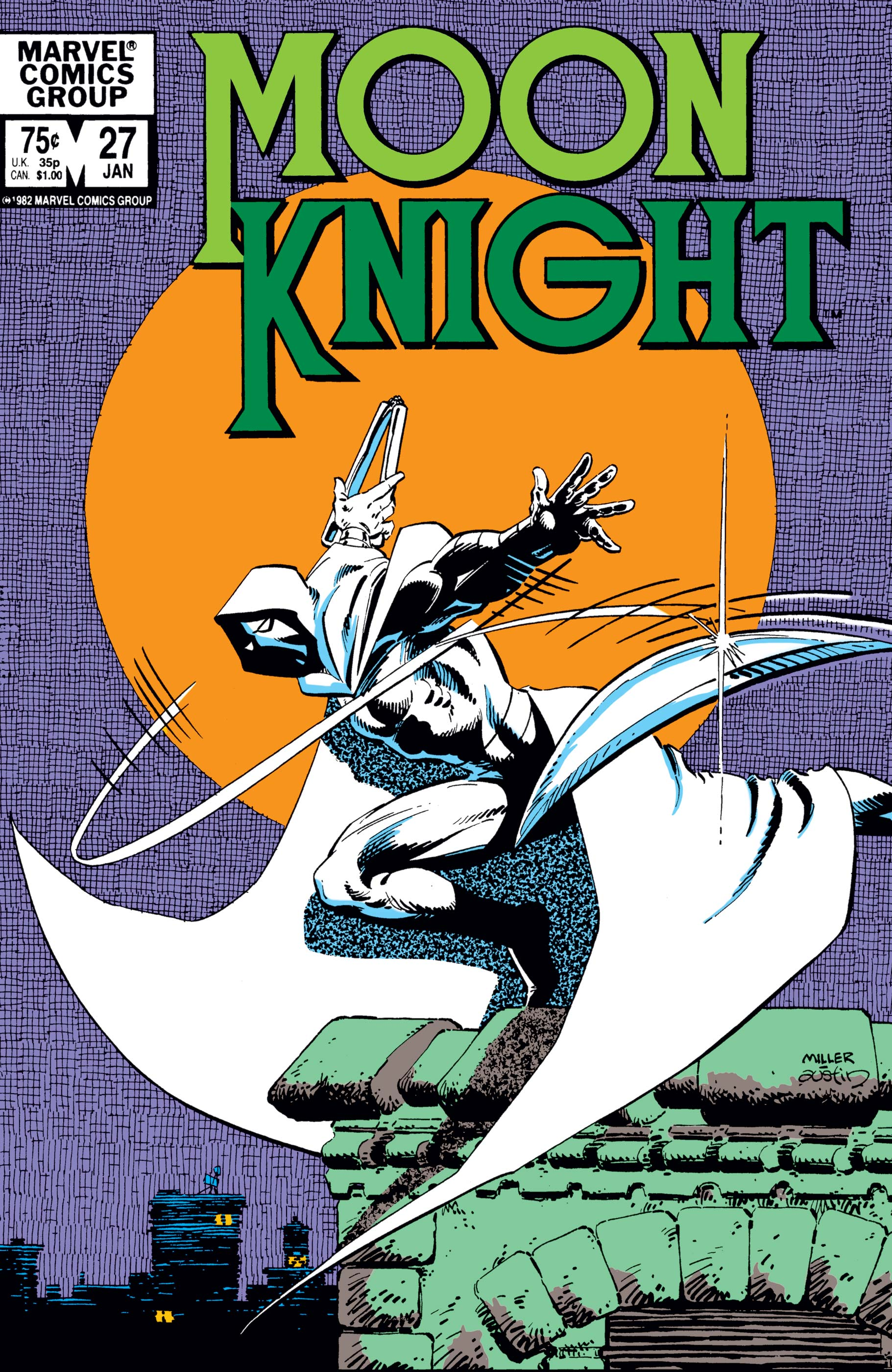 Moon Knight (1980) #27