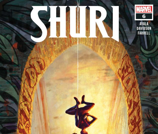 Shuri (2018) #6