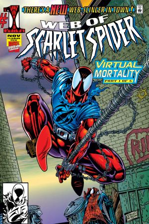 Web of Scarlet Spider #1