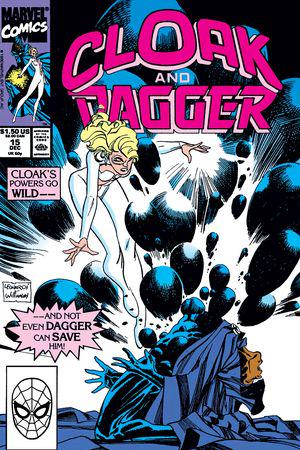 The Mutant Misadventures of Cloak and Dagger #15