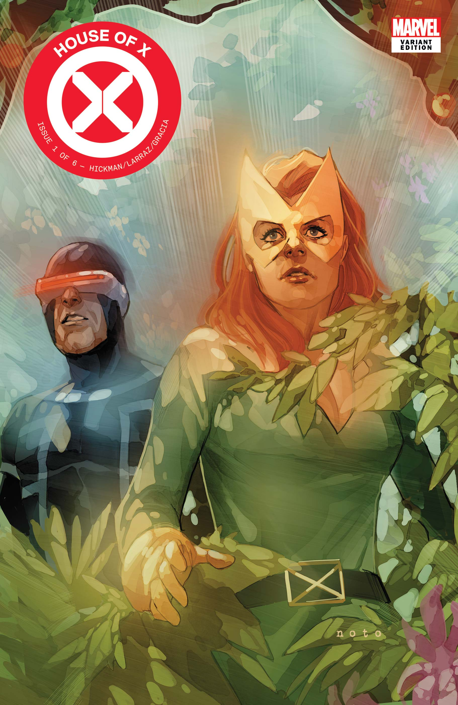 House of X (2019) #1 (Variant)