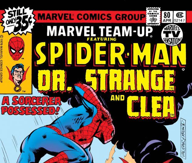 Marvel Team-Up (1972) #80