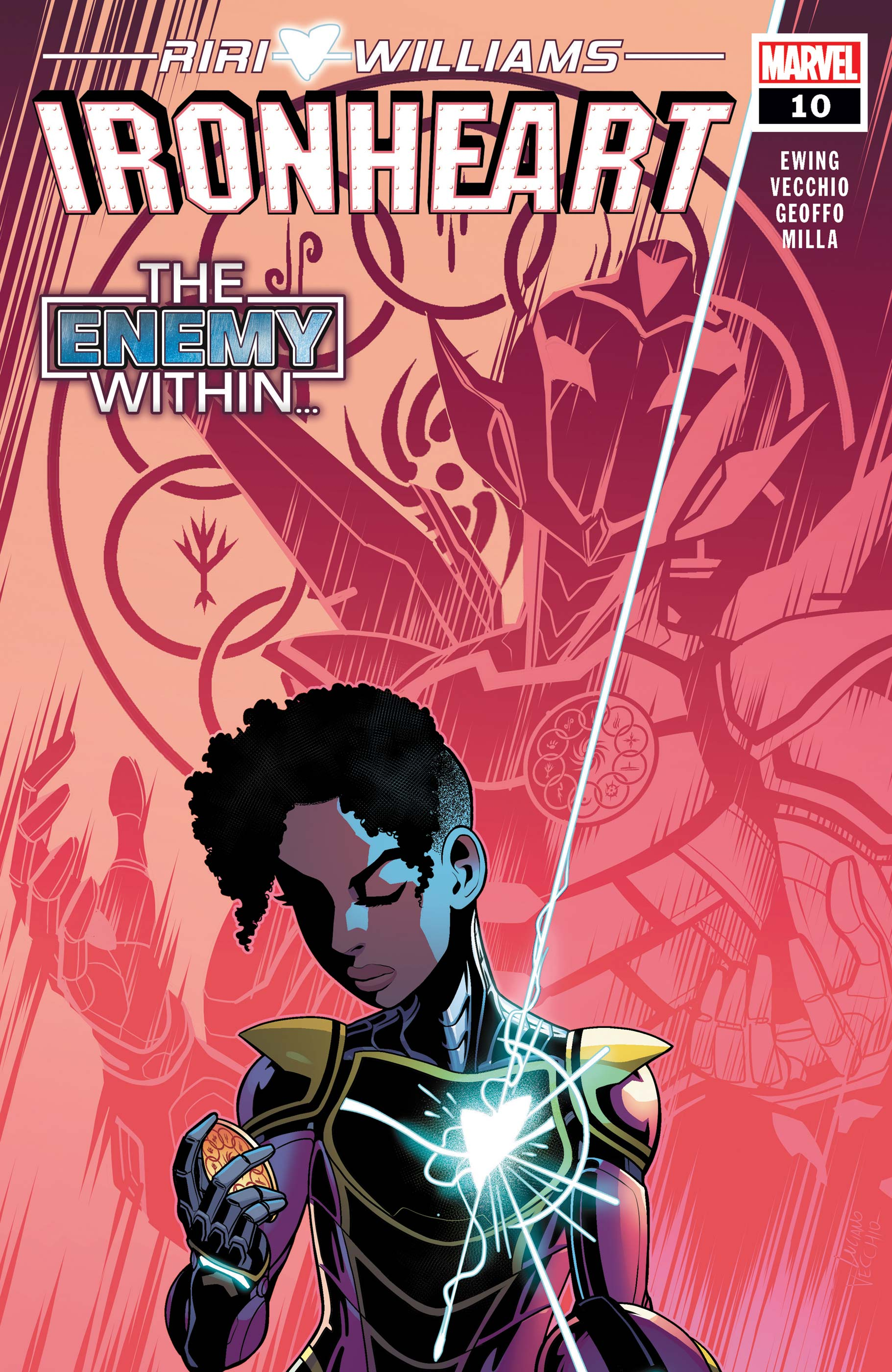 Ironheart (2018) #10