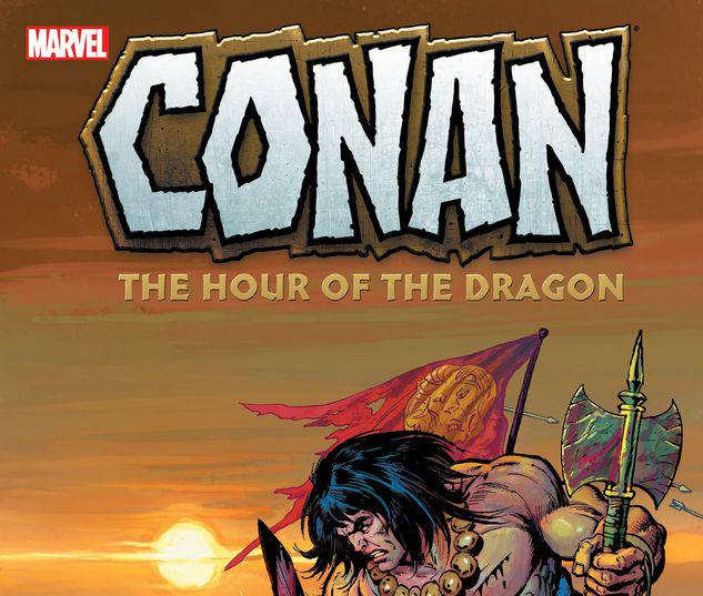 CONAN: THE HOUR OF THE DRAGON TPB #1