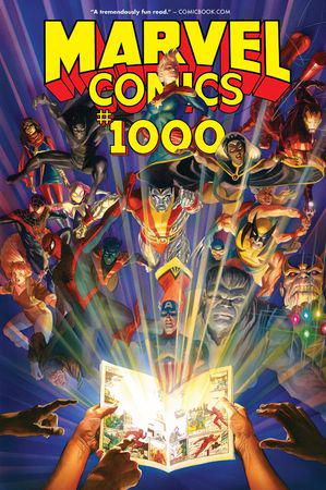 Marvel Comics 1000 (Hardcover)