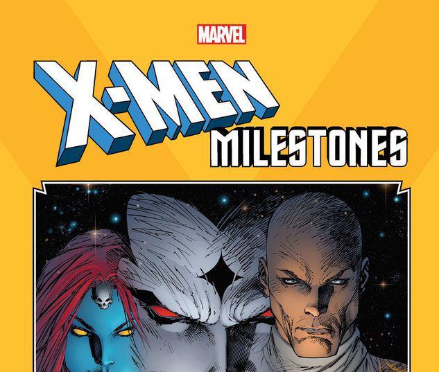 X-MEN MILESTONES: MESSIAH COMPLEX TPB #1