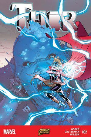 Thor (2014) #2