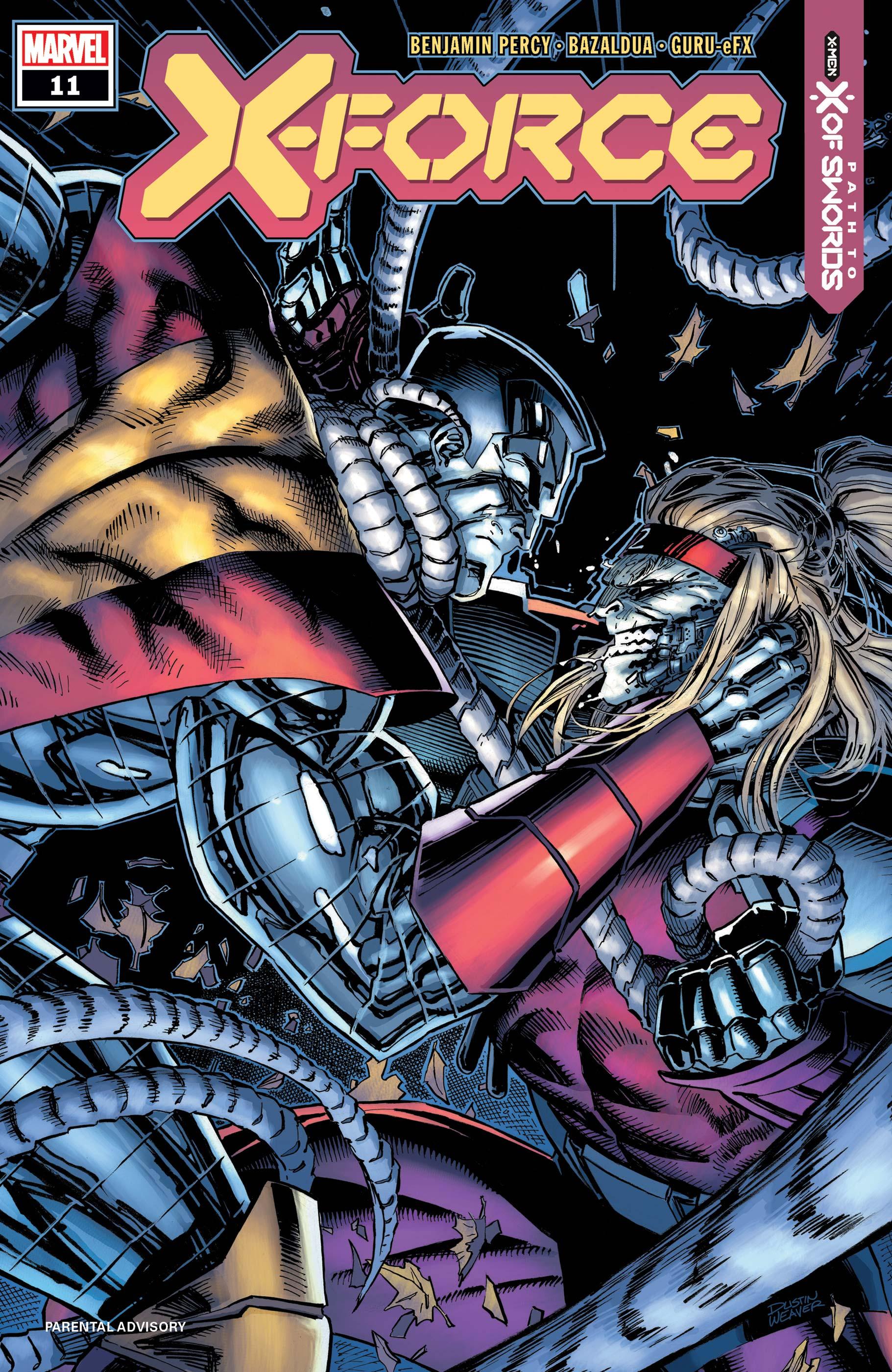 X-Force (2019) #11