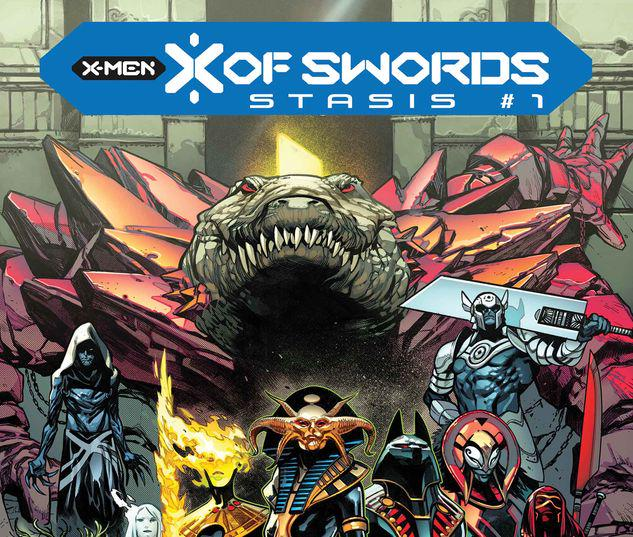 X OF SWORDS: STASIS 1 #1