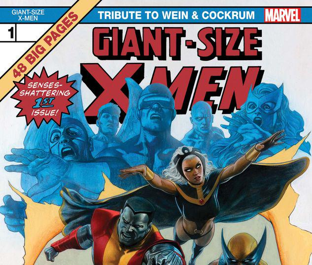 GIANT-SIZE X-MEN: TRIBUTE TO WEIN & COCKRUM 1 #1
